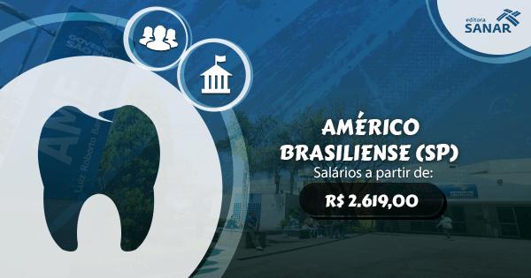 Concurso: Prefeitura de Américo Brasiliense (SP) abre vagas para Odontologia