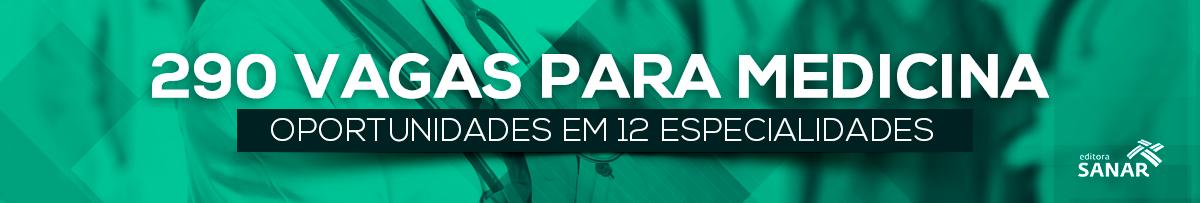 Saiba mais sobre as vagas abertas para médicas e médicos, em Fortaleza