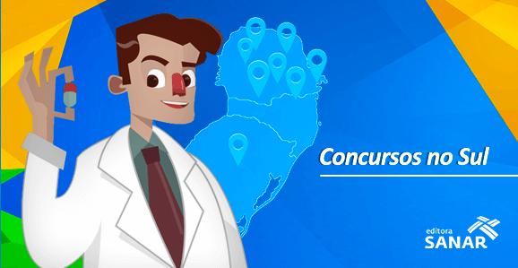 Farmacêutico Concurseiro - Concursos no Sul