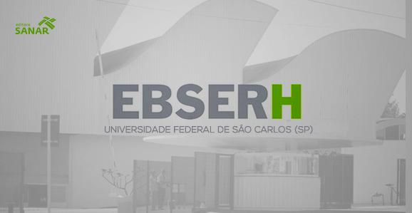 Concurso EBSERH São Carlos - SP