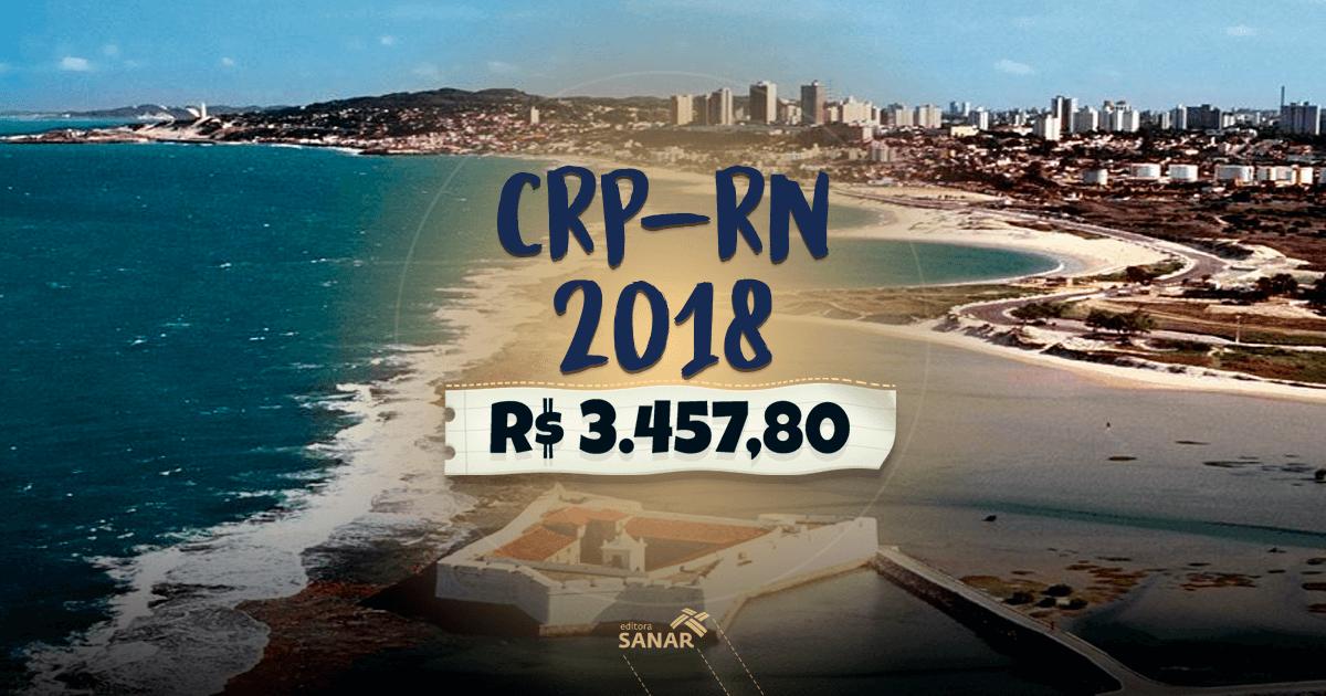 Concurso CRP (RN): inscrições abertas com oportunidades para psicólogos