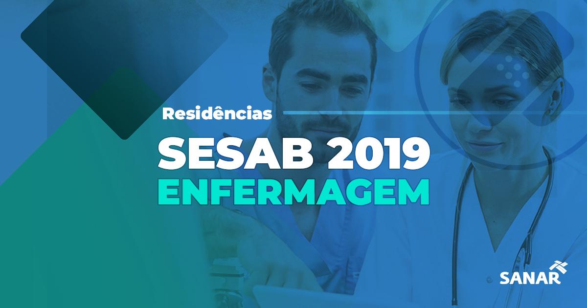 Enfermeiro: O que você precisa saber sobre a Residência SESAB 2019