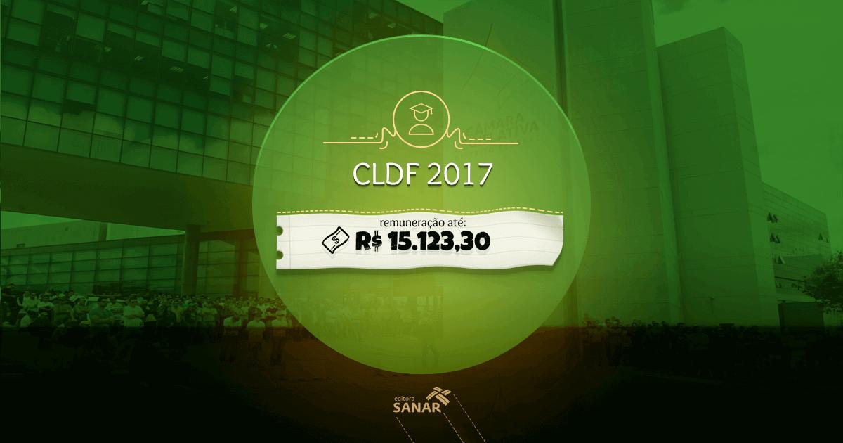 Câmara Legislativa do Distrito Federal (CLDF): Edital confirmado para Agosto
