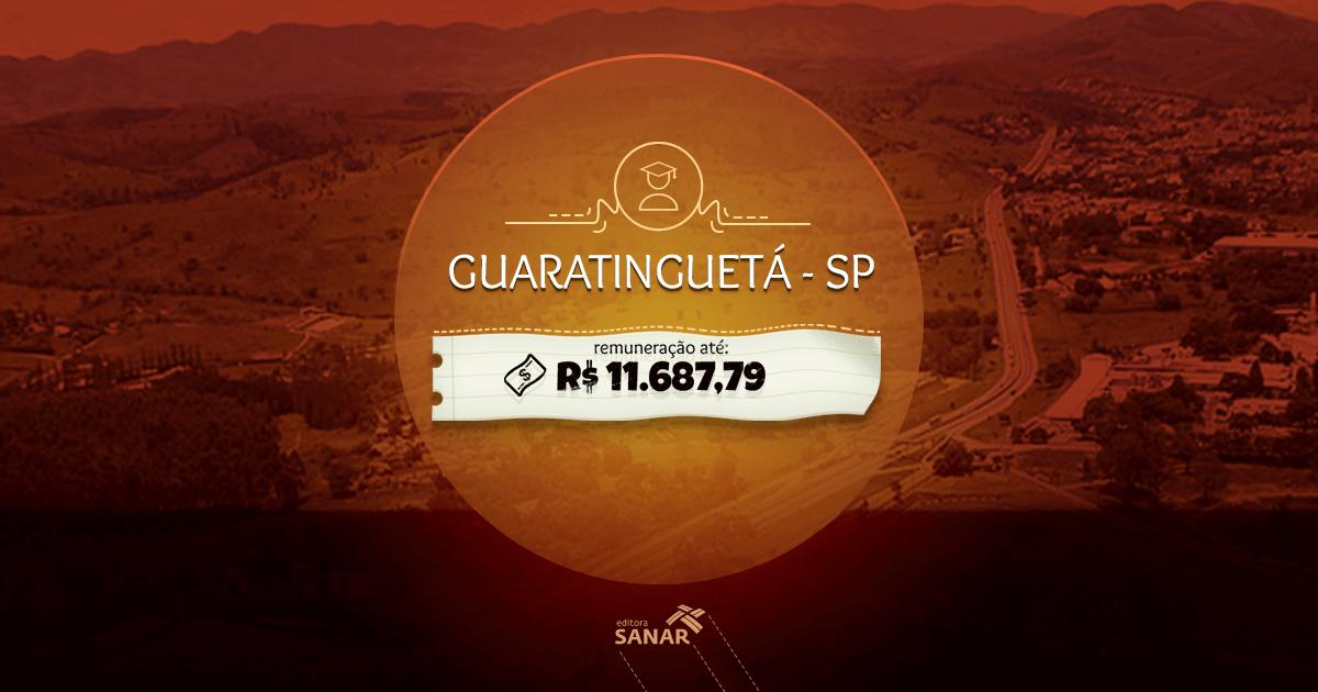 Concurso Prefeitura de Guaratinguetá (SP): Edital aberto para Medicina com salário de R$ 11.687,79
