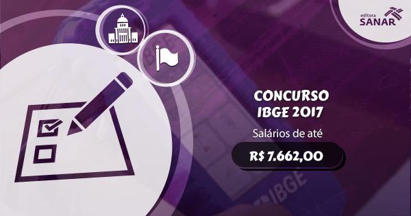 Concurso IBGE: mais de 26 mil vagas para profissionais de Enfermagem, Nutrição e mais