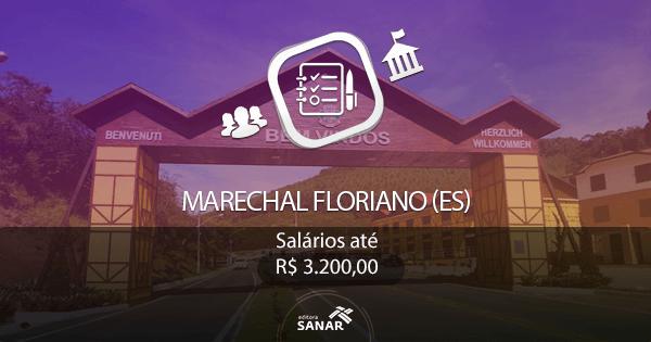 Prefeitura de Marechal Floriano (ES): edital publicado para o processo seletivo nas áreas de Enfermagem e Odontologia