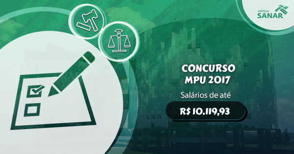 Concurso Ministério Público da União (MPU)