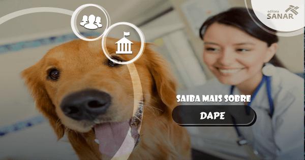 O que é a DAPE em pequenos animais?