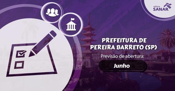 Concurso Prefeitura de Pereira Barreto (SP): edital previsto para Enfermagem e Farmácia