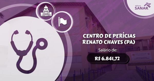 Concurso Centro de Perícias Renato Chaves (PA): edital previsto para a área de Medicina