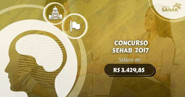 Concurso SEHAB (AC): edital aberto para Psicologia
