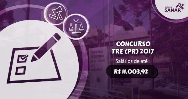 Concurso TRE-PR 2017: edital deve ser publicado até o fim deste semestre