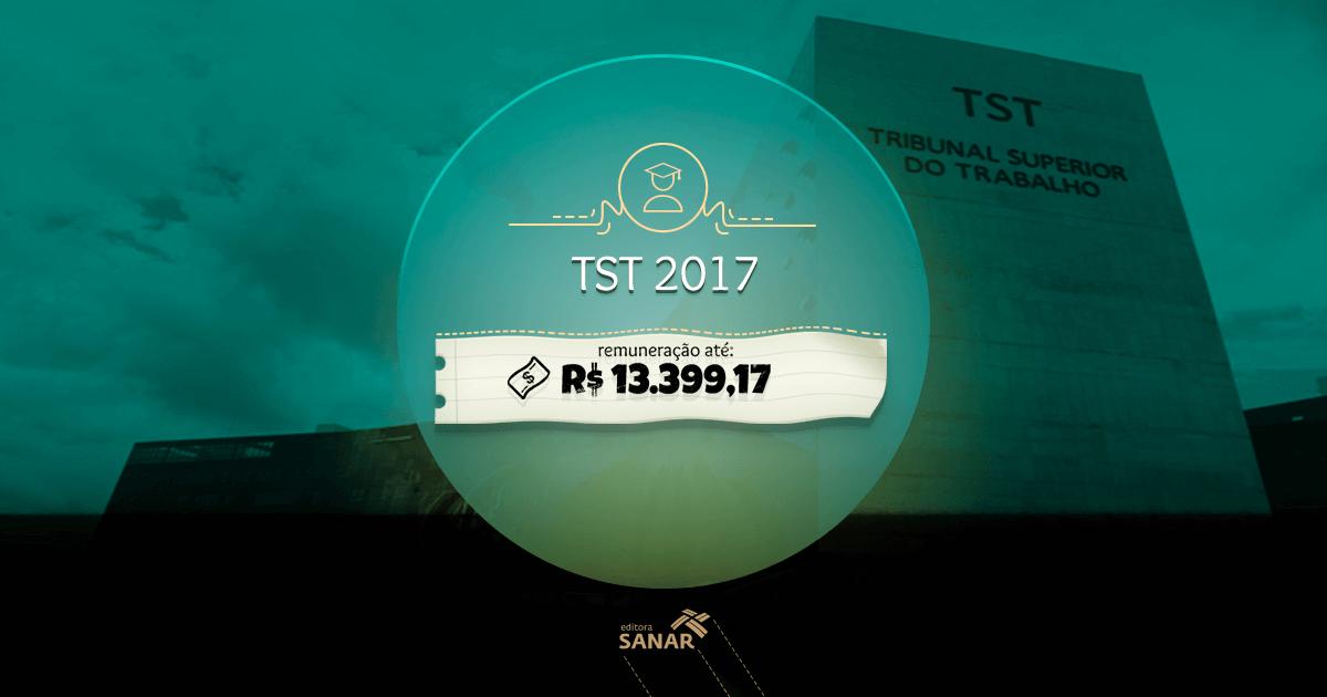 Concurso TST 2017: edital iminente para as áreas de Medicina e Psicologia