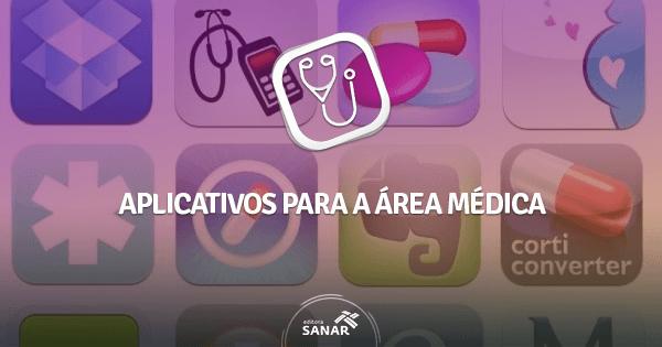 Tenham em mãos os melhores aplicativos para quem trabalha com medicina