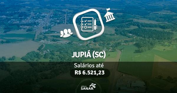 Concurso Prefeitura de Jupiá (SC): vagas para Psicologia e Medicina Veterinária