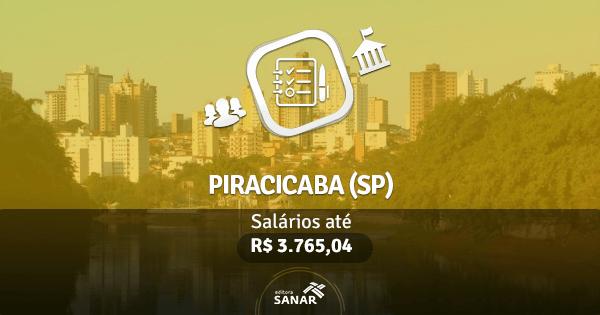 Prefeitura de Piracicaba (SP): vagas para Enfermagem, Psicologia e Farmácia