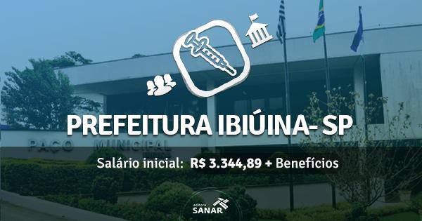 Prefeitura de Ibiúna (SP) abre concurso com 10 vagas para Enfermeiros