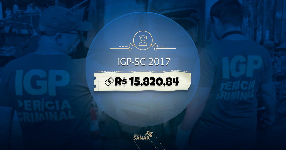 Concurso IGP-SC 2017: vagas para Médicos e Dentistas com remuneração de R$ 15.820,84