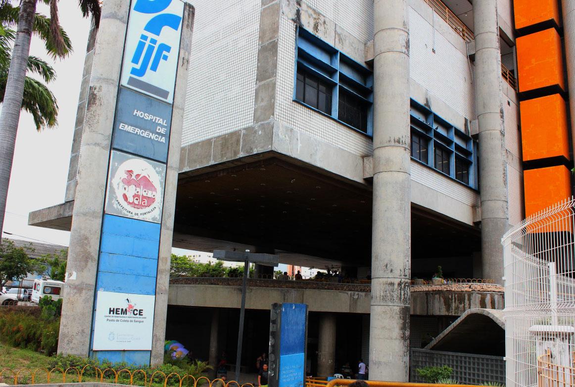 IJF em Fortaleza abre 212 vagas para profissionais da área de Saúde