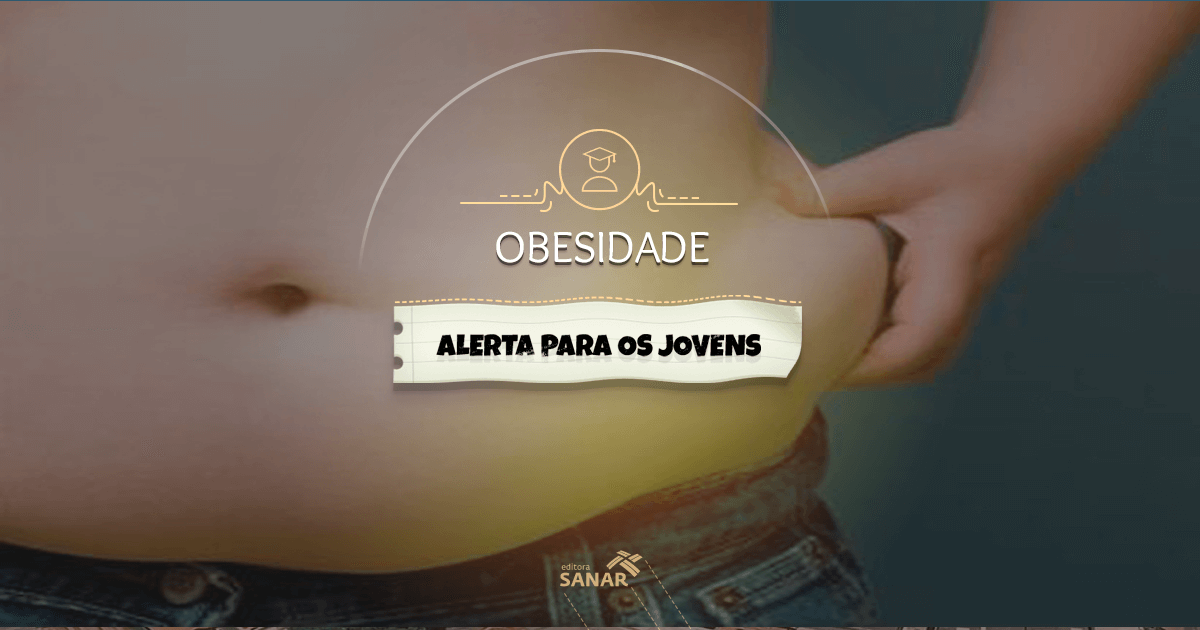 Caso de alerta entre os jovens brasileiros: a obesidade