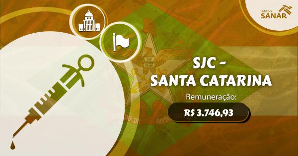 Secretaria de Estado da Justiça e Cidadania (SJC) de Santa Catarina abre concurso com vaga para enfermagem