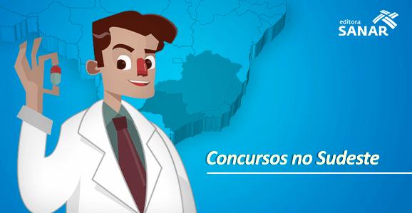 Farmacêutico Concurseiro: Concursos no Sudeste