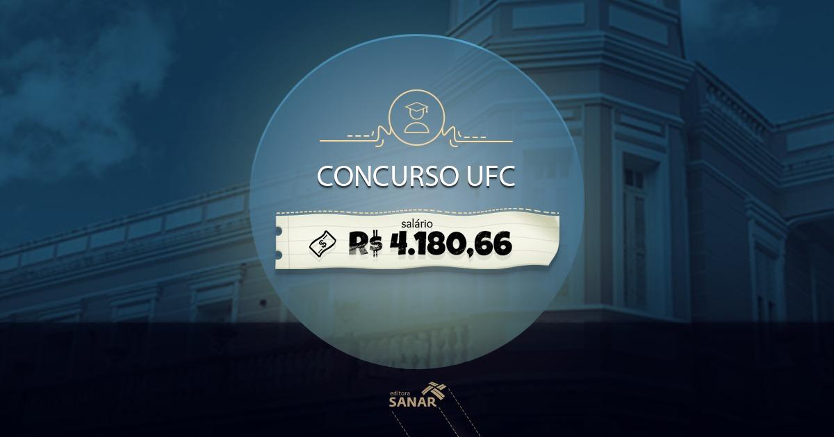 Concurso UFC 2017: edital liberado com vagas para Farmácia, Odontologia, Psicologia e Medicina
