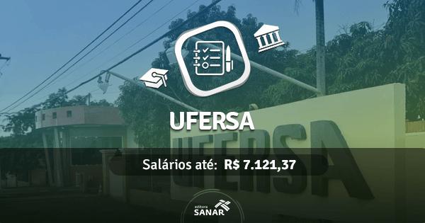 UFERSA abre concurso com vagas para Psicólogos e Veterinários