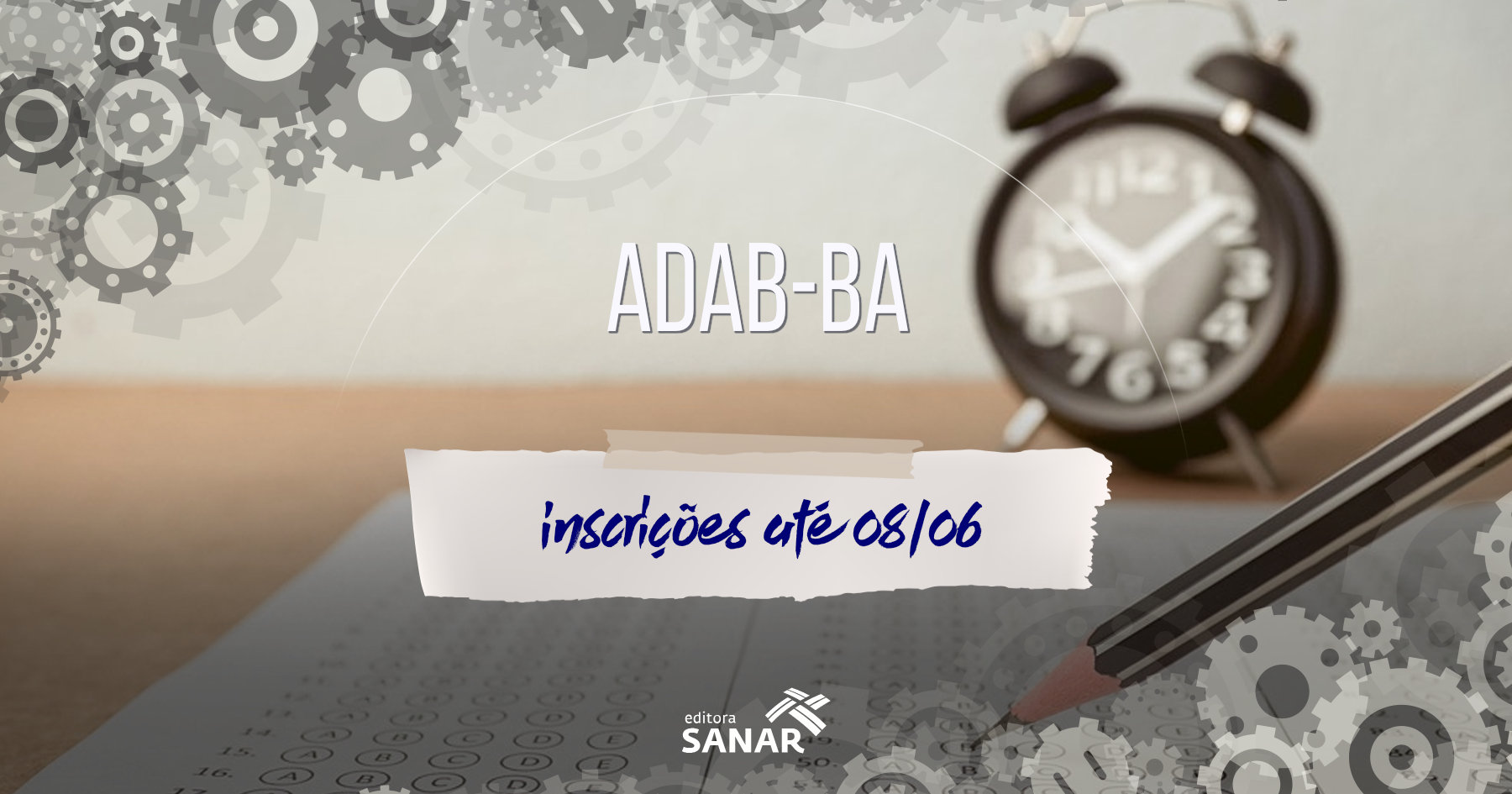 Processo Seletivo para Médico Veterinário é anunciado pela ADAB