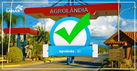 Prefeitura de Agrolândia - SC abre Concurso para Enfermeiros e Psicólogos
