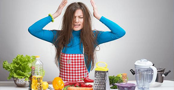 Alimentos ajudam a aliviar estresse prolongado, diz nutricionista