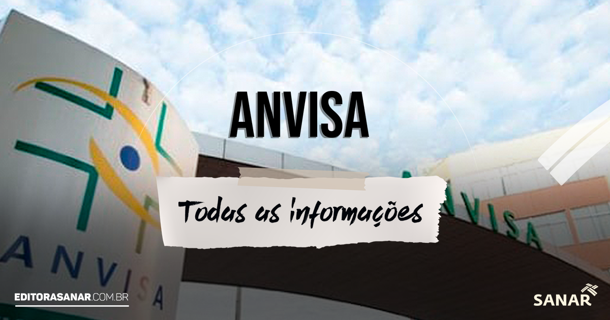 Concurso Anvisa | Todas as informações para os veterinários