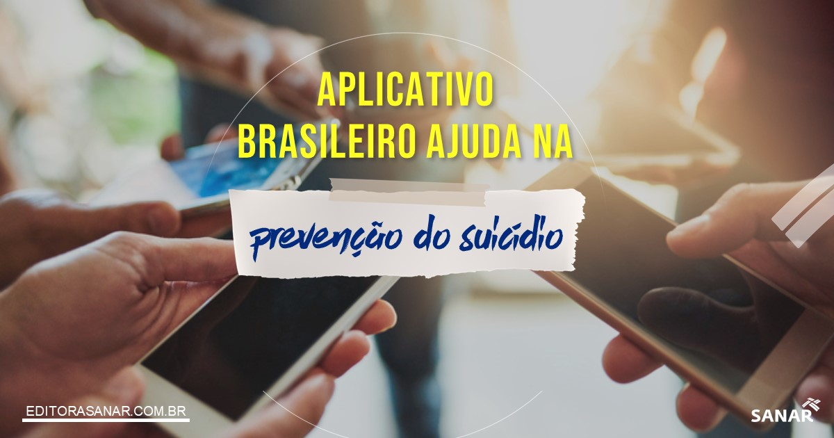 Estudantes brasileiros criam aplicativo para ajudar na prevenção do suicídio