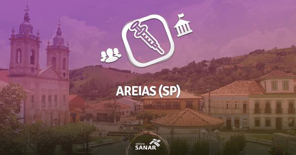 Prefeitura de Areias (SP): edital aberto com vagas para Enfermagem