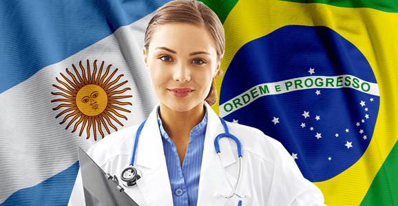 Argentina investe mais em saúde pública que o Brasil