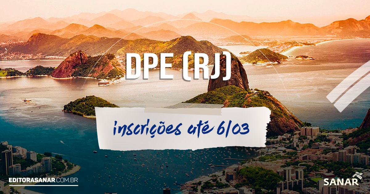 DPE - RJ: concurso aberto com vagas para psicólogos