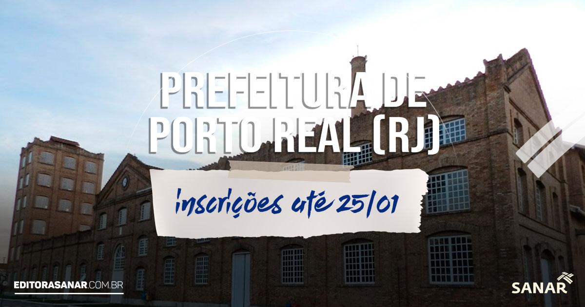 Prefeitura de Porto Real (RJ): concurso oferta 60 vagas na área da saúde com salário de até R$ 11 mil