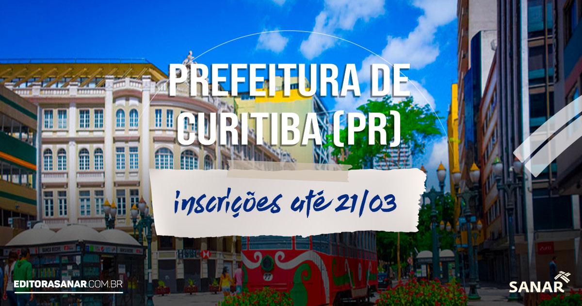 Prefeitura de Curitiba (PR): vagas para nutricionistas e veterinários