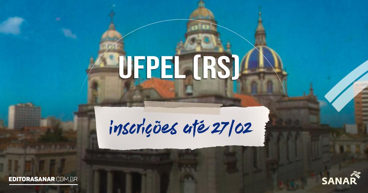 Concurso Aberto UFPel - RS: salário de até R$7,7 mil com vagas para Enfermeiros