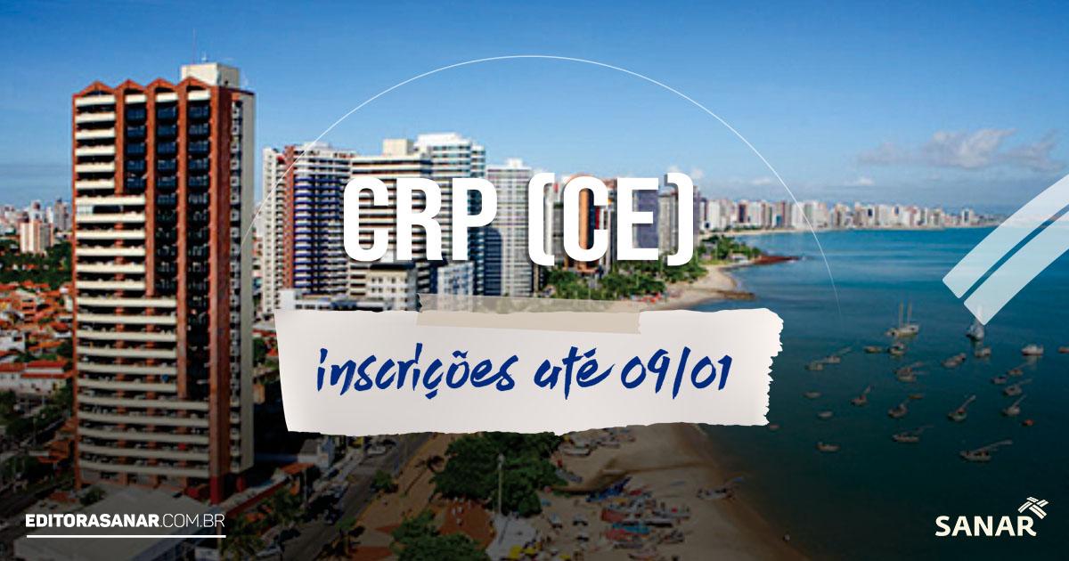 CRP (CE): concurso oferta 10 vagas para Psicólogos com salário-base de R$ 5,3 mil