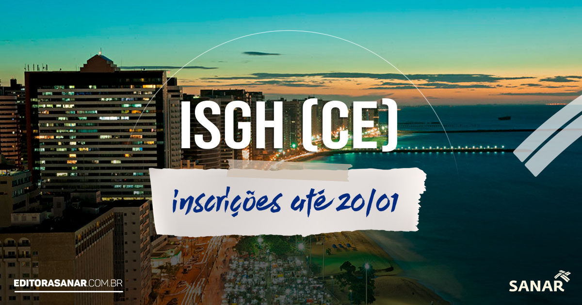 Concurso ISGH-CE: 260 vagas na área da Saúde. Salário de até R$ 8 mil