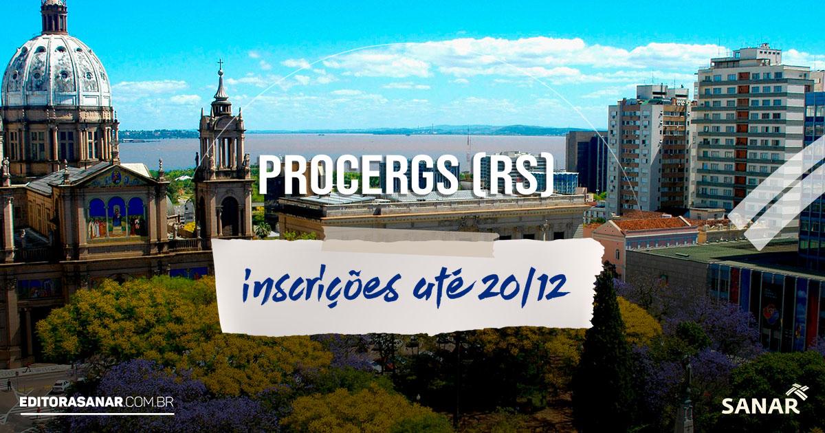 PROCERGS (RS): concurso aberto para Psicólogo com salário de R$6 mil