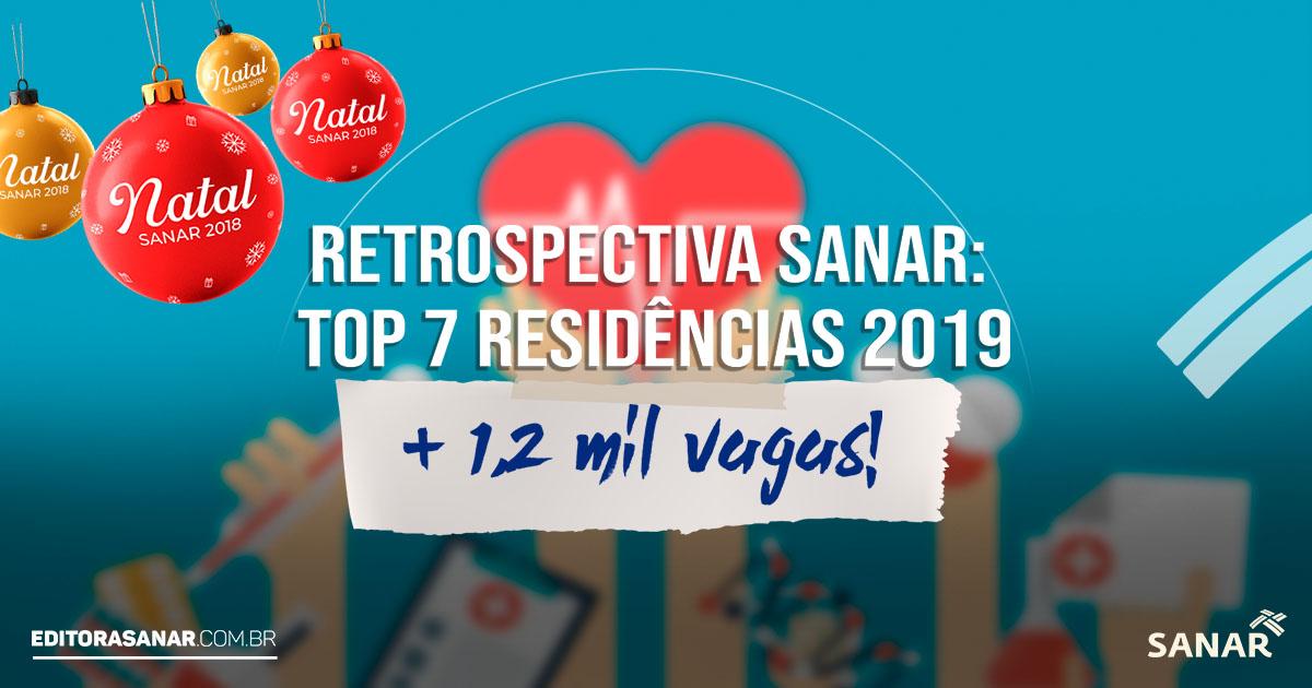 Residências 2019: conheça as 7 mais acessadas do ano na nossa retrospectiva