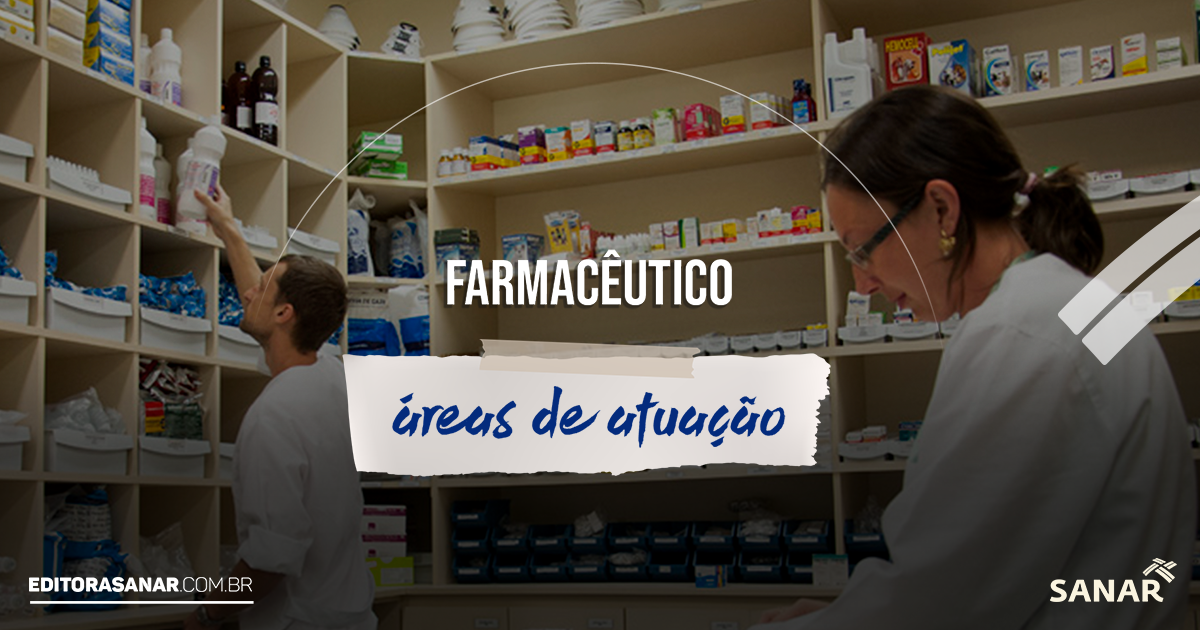 O profissional de Farmácia no Brasil