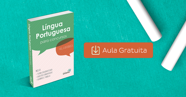 E-Book Aula GRATUITO: Língua Portuguesa