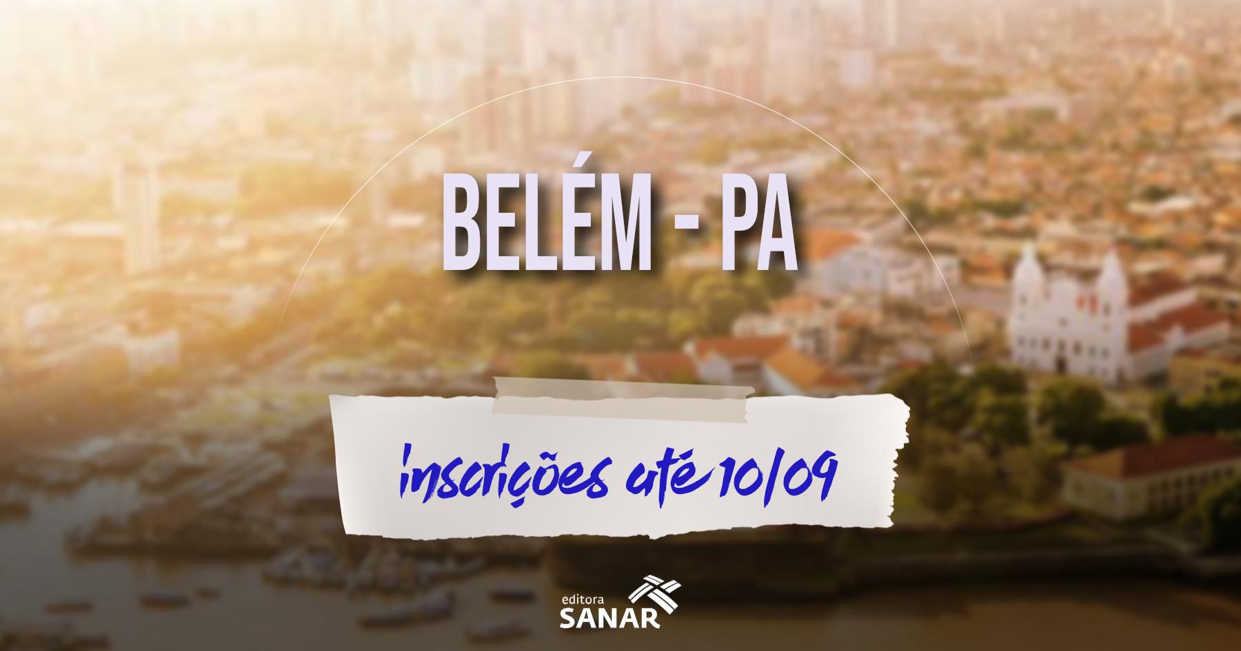 Concurso|Belém (PA) oferece 338 vagas