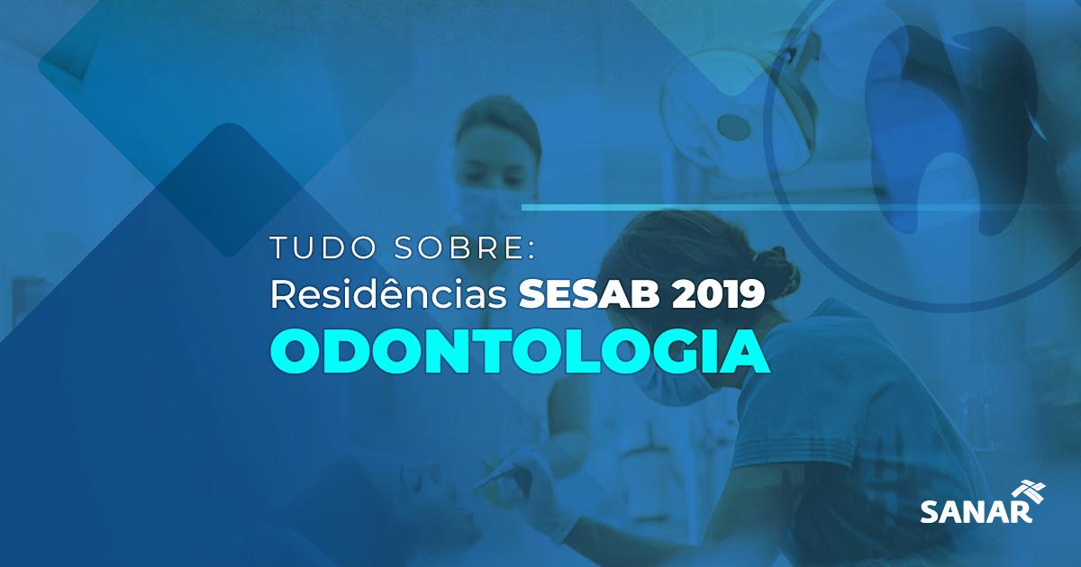 Residência SESAB: Tudo sobre os programas e vagas para Odontologia