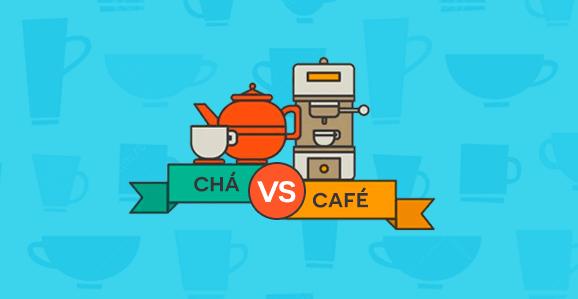 Café ou chá? Nutricionista diz qual é o mais saudável