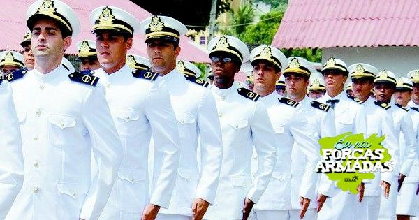 Confira o calendário de concursos da Marinha para 2017