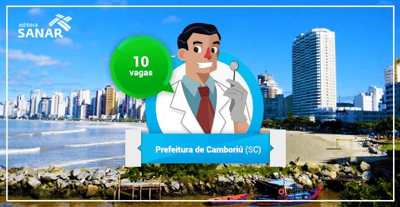 Prefeitura de Camboriú (SC) abre concurso para Dentistas